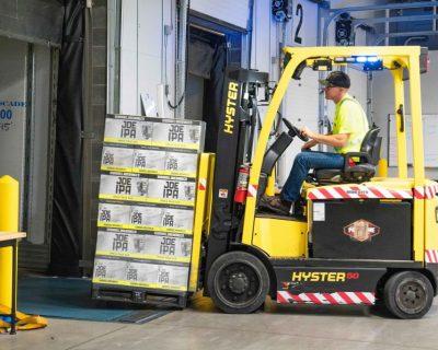 K3 Operator Forklift